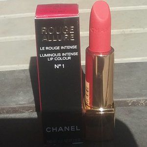 Brand New Chanel Rouge Allure Velvet Lip Stick N°1